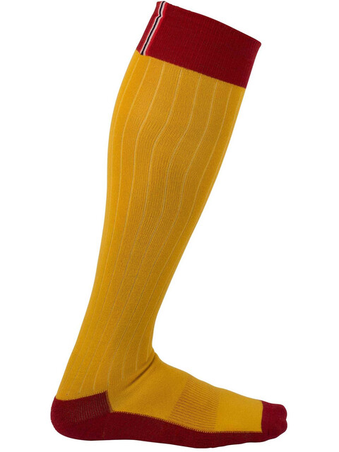 Amundsen Sports Performance Socks Yellow Haze